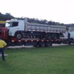 Guincho Plataforma para Guincho 20.000 kilos – P-20