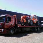 Guincho Plataforma para Guincho 12.000 kilos – P-12