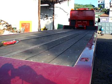 Plataforma Guincho Grande
