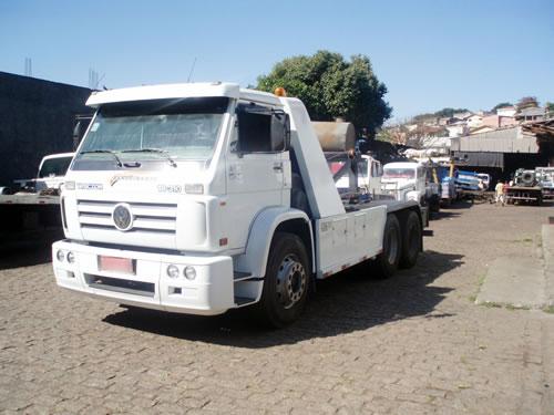 Guincho Rebocador Hidráulico Pesado para Ônibus e Caminhão – R-04