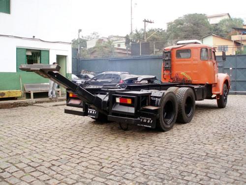 Rebocador Hidráulico Semi-Pesado para Ônibus e Caminhão – R-03