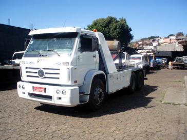 Guincho Rebocador Hidráulico Extra-Pesado para Ônibus e Caminhão – R-07