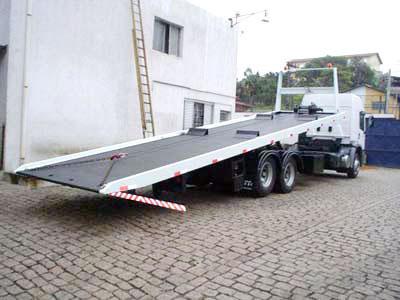 Guincho Plataforma para Guincho 15.000 kilos – P-15